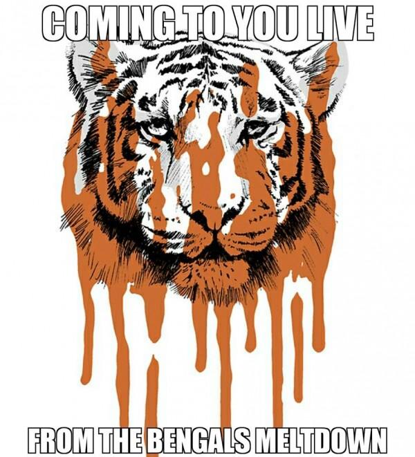 Bengals Meltdown Meme