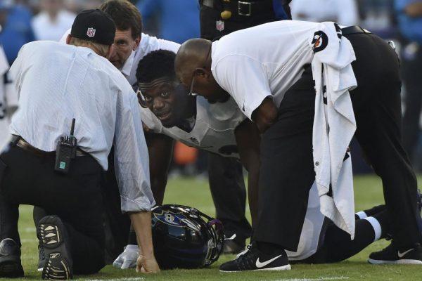 Benjamin Watson Injury