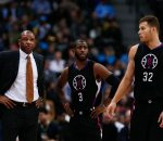 Blake Griffin, Chris Paul, Doc Rivers