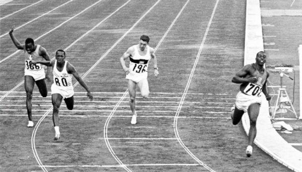 Bob Hayes 1964 Olympics