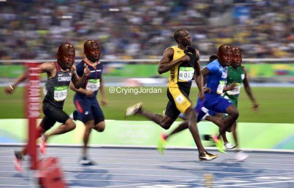Bolt & Crying Jordans
