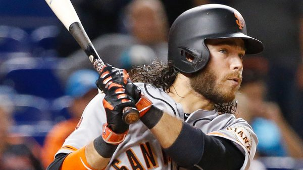 Brandon Crawford 7 hits