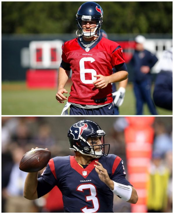 Brandon Weeden, Tom Savage