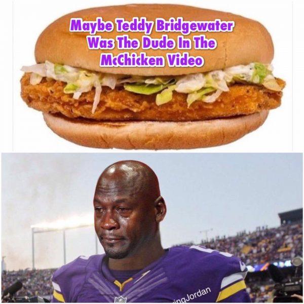 Bridgewater mcchicken