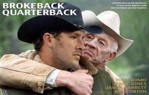 Brokeback Quarterback