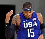 Carmelo Anthony Team USA