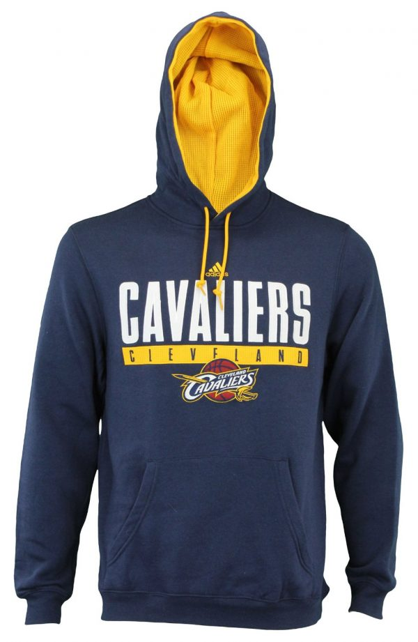 Cleveland Cavaliers NBA Adidas Hoodie
