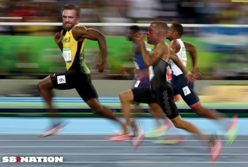 Conor McGregor Bolt
