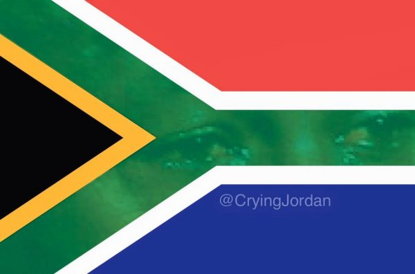 Crying jordan South Africa