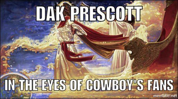 Dak Prescott Meme