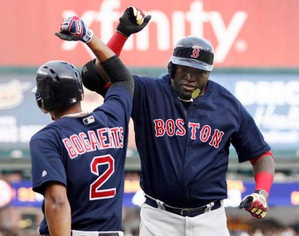 David Ortiz Home Run