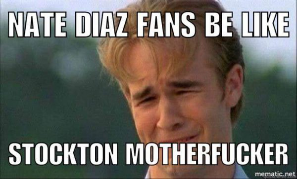 Diaz fans be like
