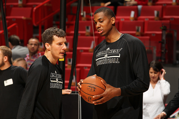 Goran Dragic, Hassan Whiteside