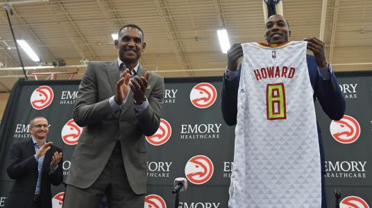 Dwight Howard Atlanta Hawks