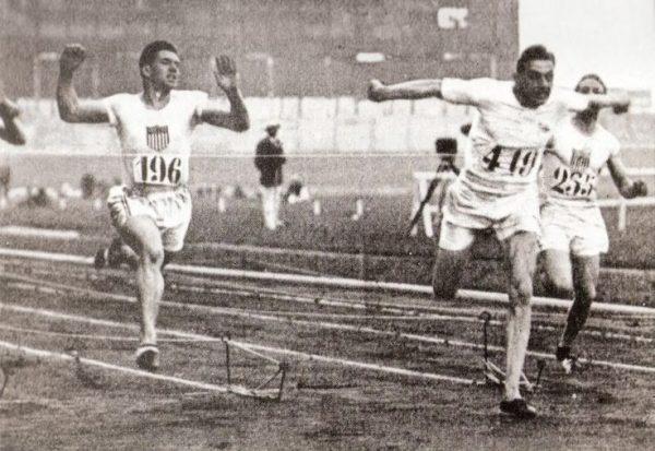 Harold Abrahams 1924 Olympics