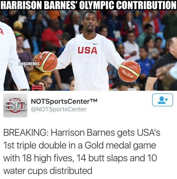Harrison Barnes TD
