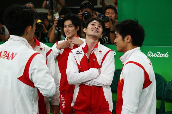 Japan win gold