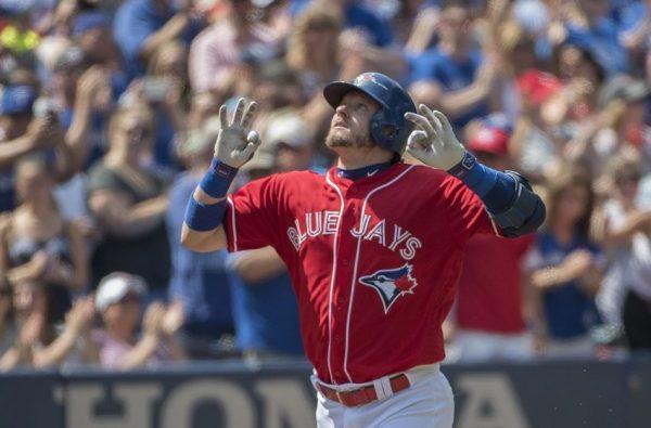Josh Donaldson 3 home runs