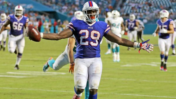 Ex-Bills RB Karlos Williams visits Jets camp
