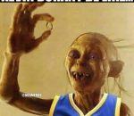 Kevin Durant Gollum Meme