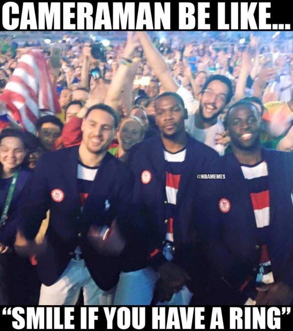 Kevin Durant No Ring Meme