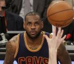 LeBron James Focus