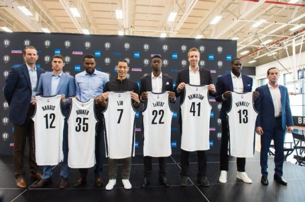 Lin Nets New Signings