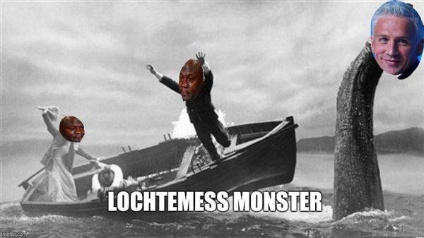 Lochtemess Monster