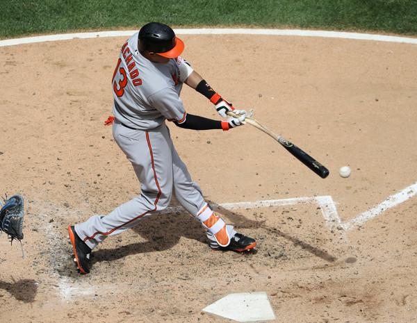 Manny Machado home run