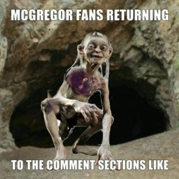 McGregor Fans are back