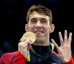 Michael Phelps 4th gold