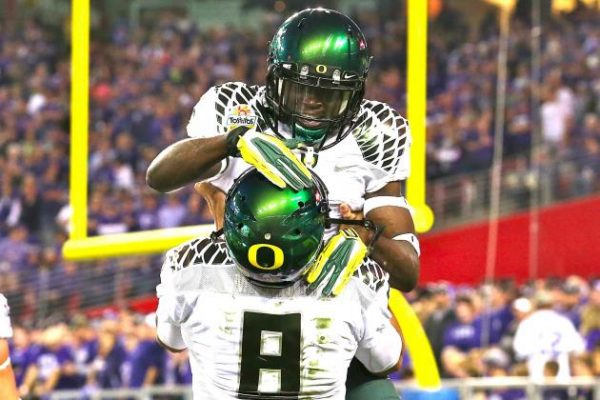 Oregon Fiesta Bowl