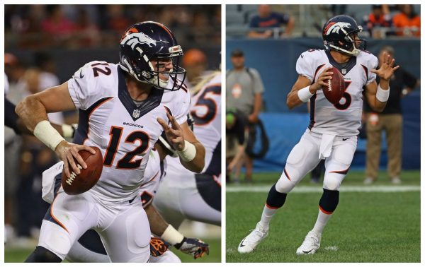 Paxton Lynch, Mark Sanchez