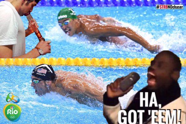 Phelps Got Eem