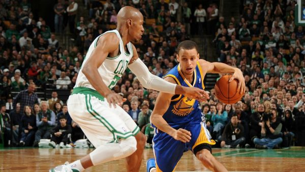 Ray Allen, Steph Curry