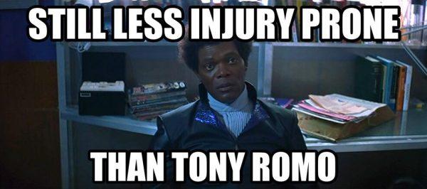 Romo breakable