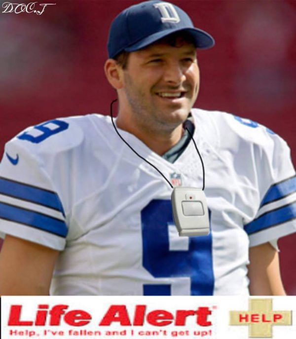 Romo life alert