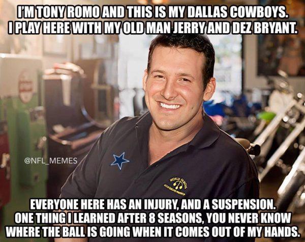 Romo pawn stars