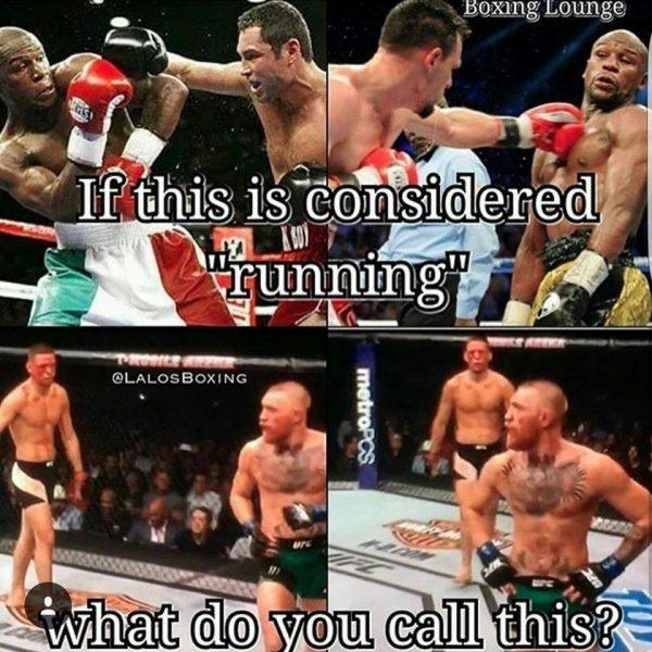 Running MMA Boxing