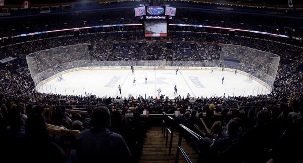 Scottrade Center Blues