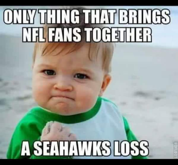 Seahawks Lose Meme