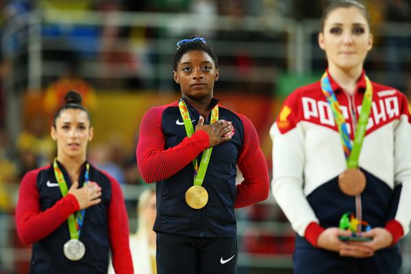 Simone Biles Gold