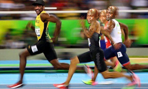 Smiling Bolt