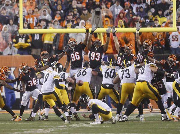 Steelers Kick