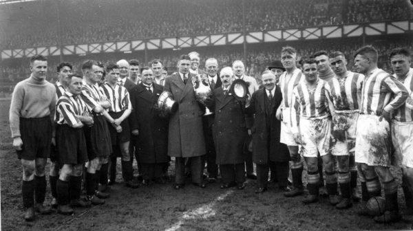 Sunderland 1936 champions