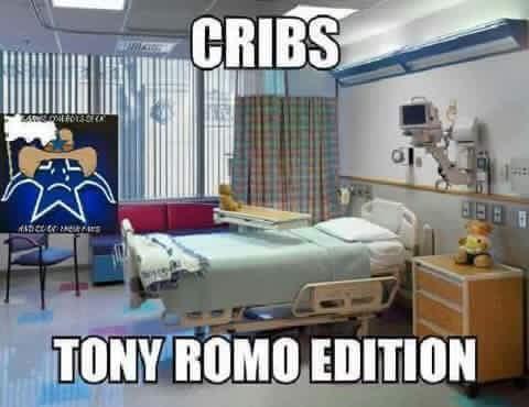 Tony Romo Cribs