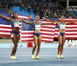 USA Gold-Silver-Bronze