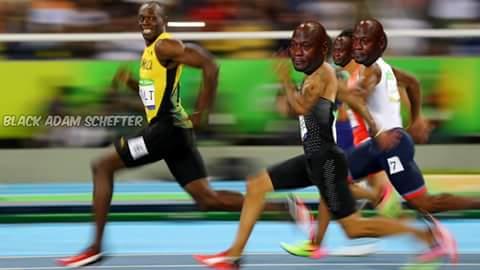 Usain Bolt & Crying Jordans