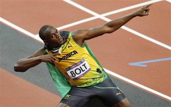 Usain Bolt London 2012