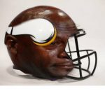 Vikings helmet crying jordan